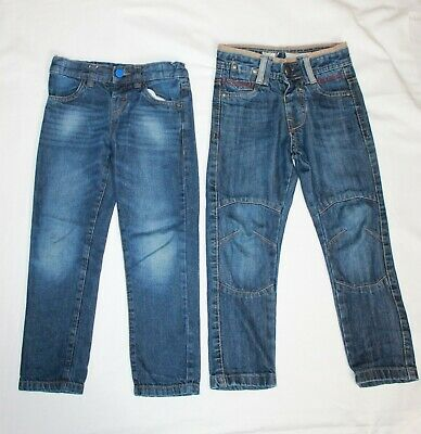 John Rocha and Bluezoo Boys Blue Denim Jeans age 5 Years