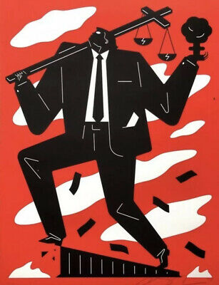 Cleon Peterson  Useless Idiot Red