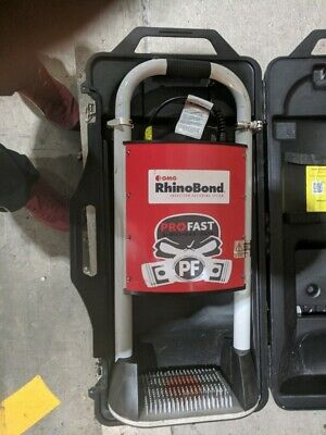 Rhino Bond PVC/TPO Roof Welder