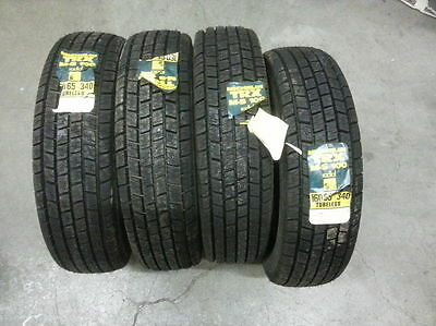 4x 160/65 r340 76Q VR340 Michelin TRX M+S 100 New! Classic Car Tyre