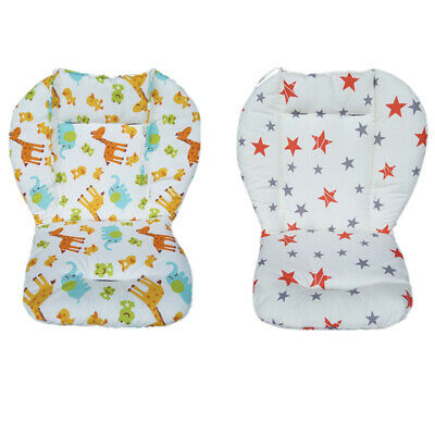 Universal Stroller Seat Covers Auto Soft Thick Pram  Cushion Seat Cushion Cover