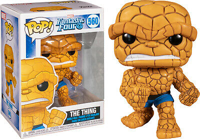 Funko Pop - The Thing 560 - Fantastic Four