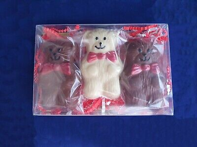 Valentines Day Belgium Chocolate Teddy Bear/S Gift/Present/Girlfriend/Boyfriend