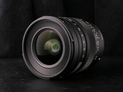 Tokina 20mm f2.0 Firin MF ultra wide angle, for Sony FE