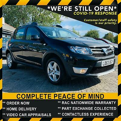 2013 Dacia Sandero Stepway 0.9 TCe Ambiance 5dr LOW MILES LOW OWNERS 12 MOT