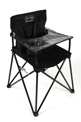 JAMBERLY HB 2000 Ciao! Baby Portable High Chair Black