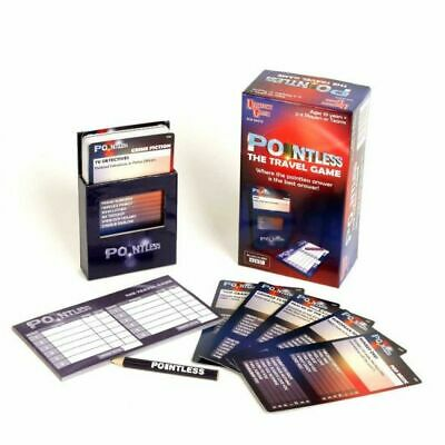Pointless The Mini Game Travel Game