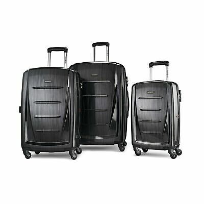 Samsonite Winfield 2 Hardside Luggage with Spinner Wheels 3-piece Set