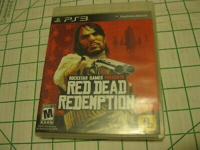 Red Dead Redemption -- Special Edition (Sony PlayStation 3, 2010) tested