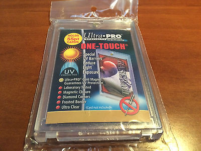 NIP Ultra Screwdown 3x5 Touch 1 Screw Down Toploaders Protector Upto 55 Points