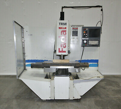 14459 Fadal TRM Vertical Machining Center, Model TRM – 2003