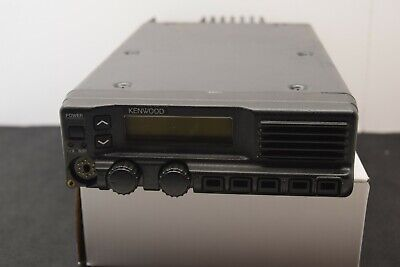 Kenwood Tk890 Dash Mount Mobile Radio UHF
