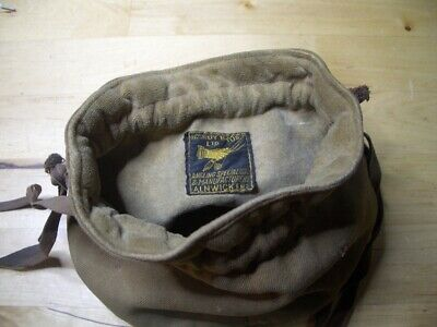 Hardy Fly Reel Pouch Bag Hardy Bros Fishing Vintage