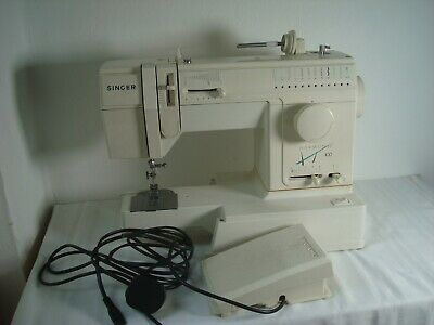 Singer sewing machine Harmonie 100 working or for part