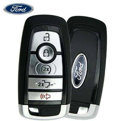 2017-2020 Ford F-Series / 5-Button Smart Key w/ Tailgate / PEPS / PN: 164-R8166