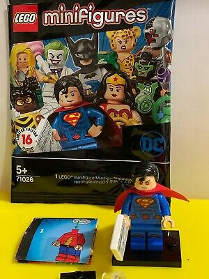 LEGO DC Super Heroes Series Minifigures 71026 - Superman