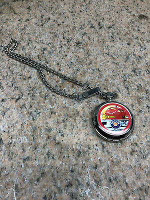 Lionel Westminster Conductor Pocket Watch Train Collectible