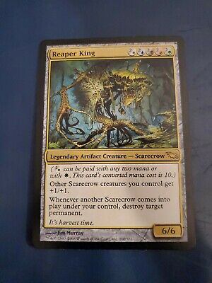 NM//SP Shadowmoor 1X Reaper King MTG