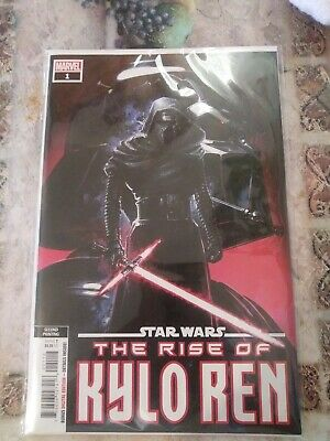 Star Wars The Rise Of Kylo Ren #1 Crain  2Nd Print