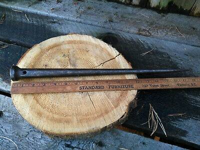 Antique 18 Inch Marlin Spike for Cable Splicing