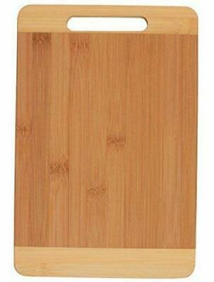 Wooden Kitchen Chopping Cutting Board With Handle Cutlery Accessories