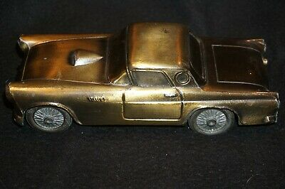 T-Bird 1974 Banthrico Metal Car Bank