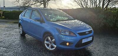 2008 Ford Focus Zetec 1.8 Fresh Mot And Serviced Fully Warranted Hatchback Petro