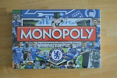 Chelsea Fc Monopoly Brand New Sealed Souvenir Football Club Frank Lampard