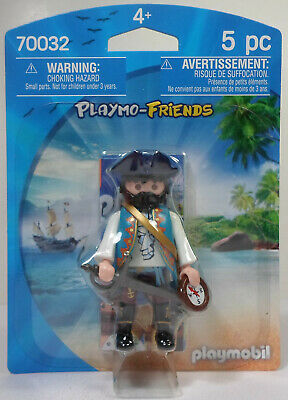 Playmobil Playmo-Friends #70032 Pirate New Factory Sealed