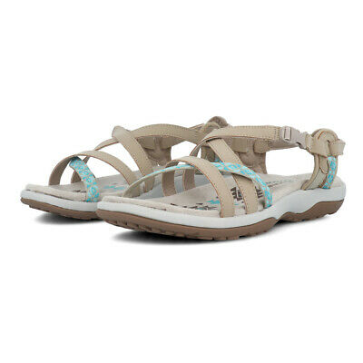 Skechers Womens Reggae Slim Vacay Shoes Sandals - White Sports Outdoors
