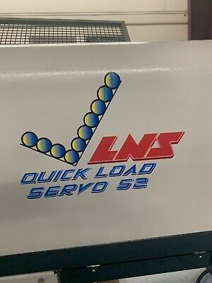 Lns Bar Feeder - Ql Servo S2
