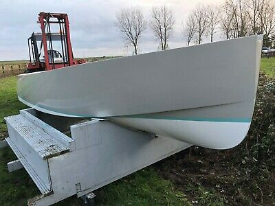 English harbour 16 launch Hull project boat