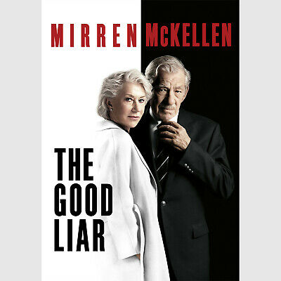 The Good Liar DVD Region 1 (US, Canada)