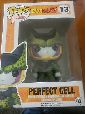 Funko Pop Animation: Dragon Ball Z - Perfect Cell Vinyl Figure #3992