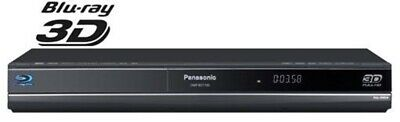 Panasonic DMP-BDT100 3D Slim MULTI REGION FREE  (DVD 1-8) Blu-ray Player