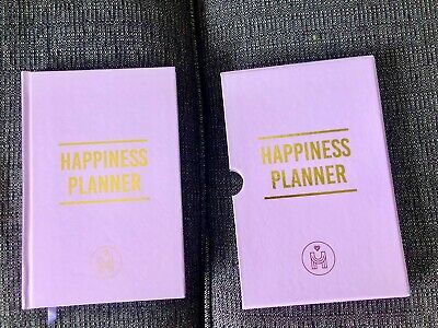 NEW never used The 100-day Happiness planner original by Brandmentalist