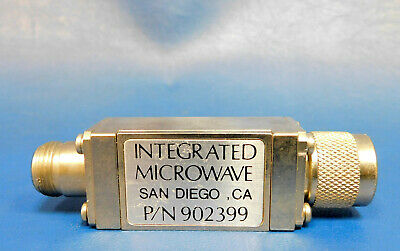 Integrated Microwave 902399 RF - Microwave Filter