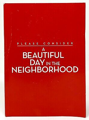 A Beautiful Day in the Neighborhood - For Your Consideration DVD, 2019