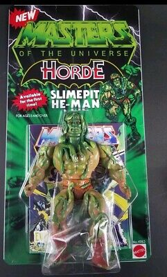 Custom Masters Of The Universe  Slime Pit He-Man *pre-sale*