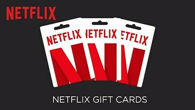 Netflix Gift & Warranty 122 days| 4K UltraHD| 4 Screens| Global instant delivery