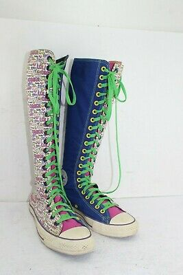 All Star Converse Boots Sz 9.5 In Great Condition