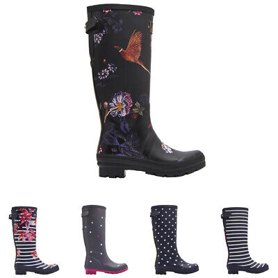 Taupe Damen Butterfly Twists Wellies Kensington Wasserdichte Gummistiefel