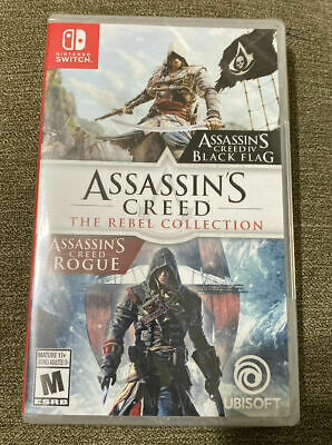 Assassin's Creed: The Rebel Collection Nintendo Switch****brand New****