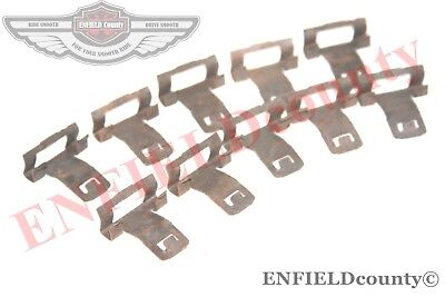 BRAKE SHOES RETAINING PIN HOLD DOWN KIT FOR FORD 2000 2100 3500 3600 @USD