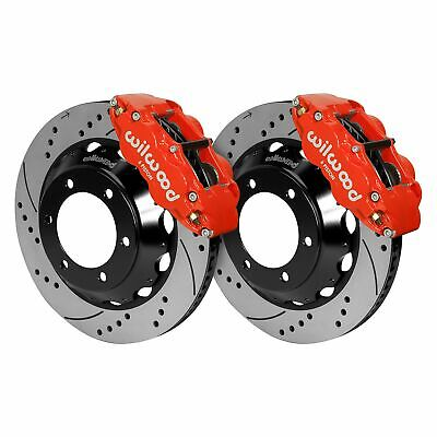 For Toyota Tacoma 2005-2015 StopTech 937.44057 Street Slotted Front Brake Kit