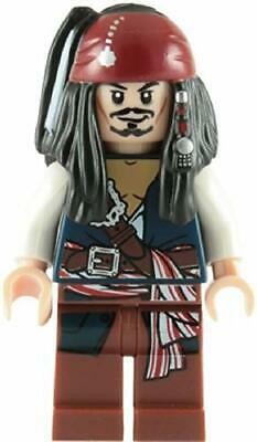 Cap.Jack Sparrow Mini Figure Unbranded Fit Lego UK Seller