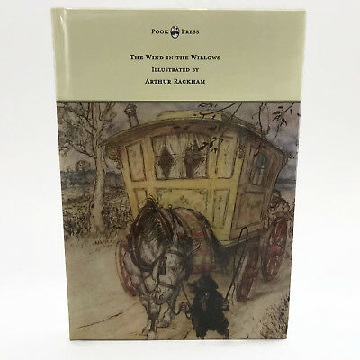 The Wind in the Willows Illustrated by Arthur Rackham Classic Children Stories