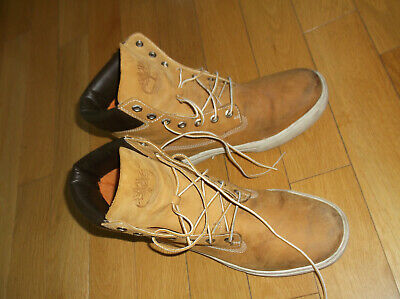 TIMBERLAND 6667R 6 INCH CUPSOLE BOOTS IN WHEAT T40A