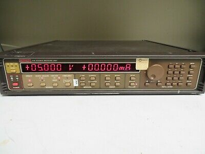 Keithley - Model 236  High Voltage Current Source-Measure Sourcemeter Unit NW5