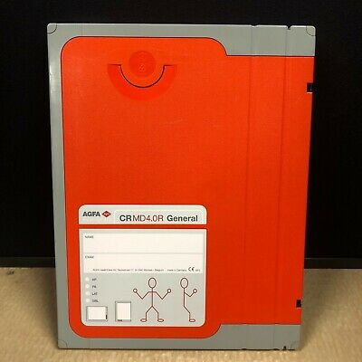 AGFA CRMD 4.0R General  cassette with imaging Plate 18-24 cm
